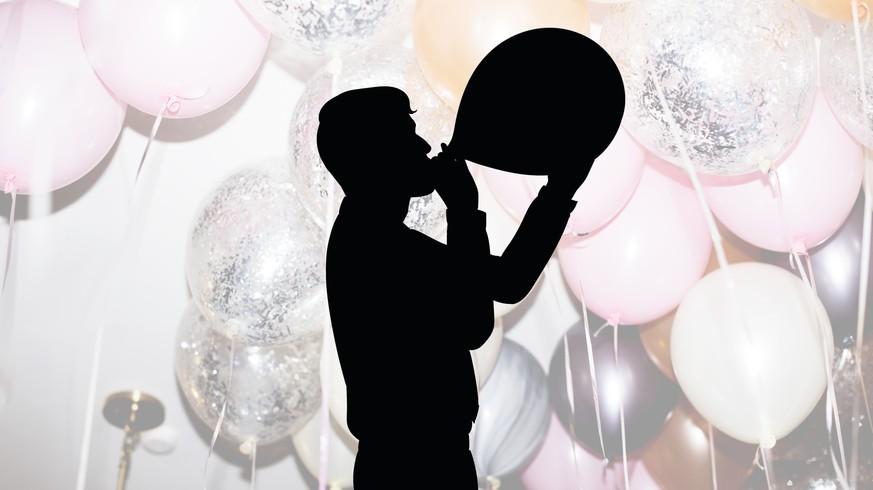 Sex luftballon Luftballon Sex