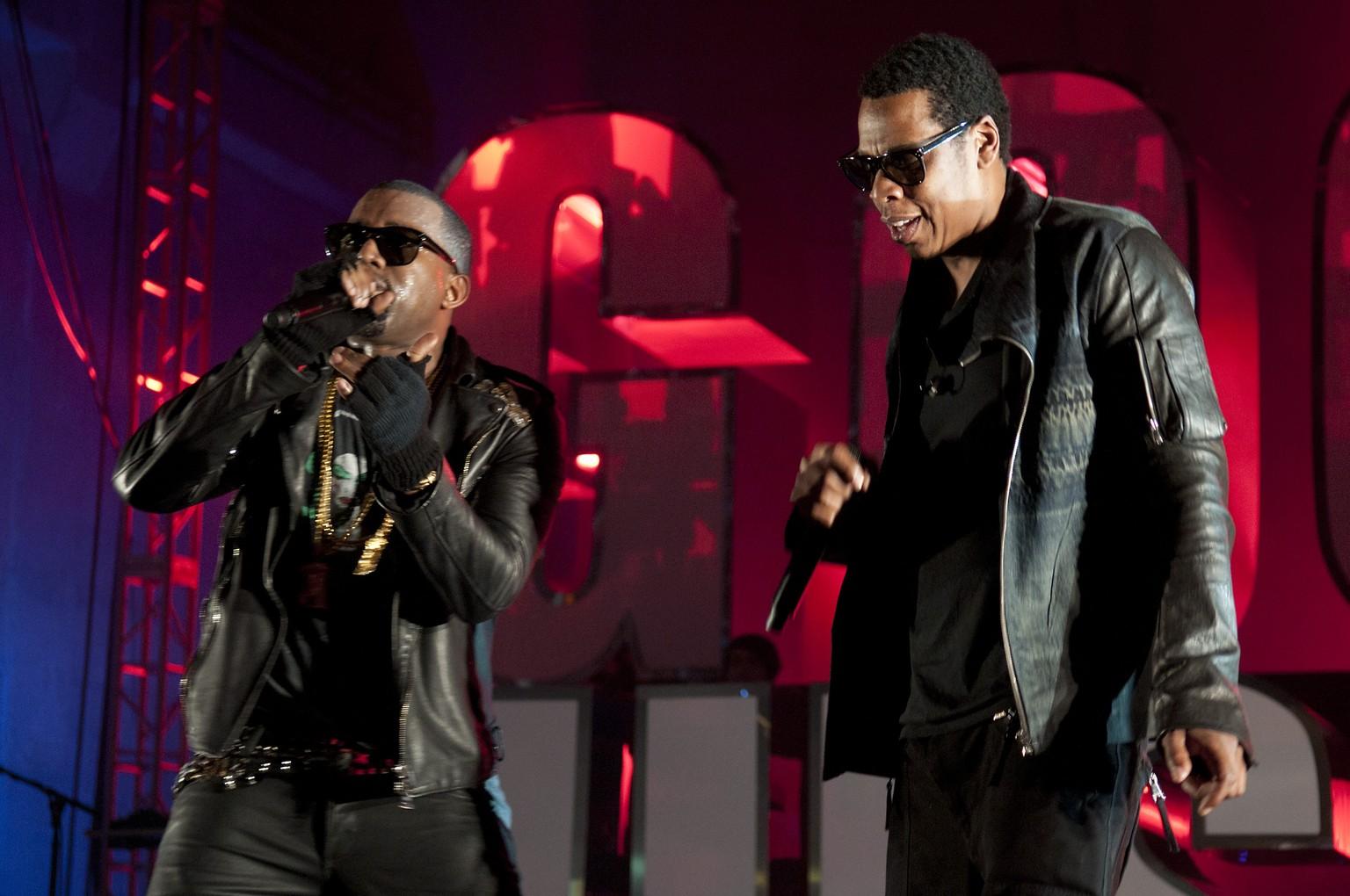 Kanye West streicht Jay-Z aus seinen Songs und Jay wollte ... Kanye West Texas