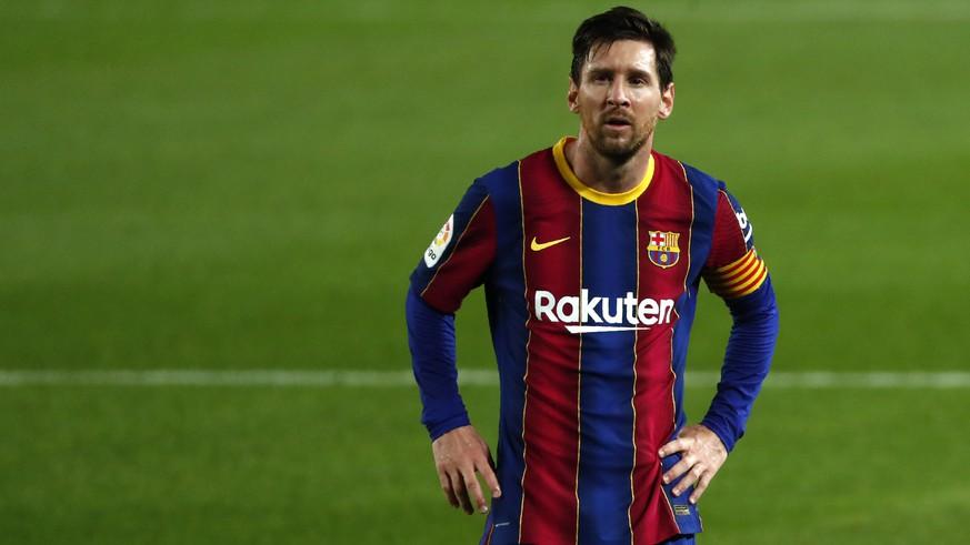 Dem FC Barcelona geht das Geld aus: «Wir hätten Lionel Messi im Sommer besser verkauft»