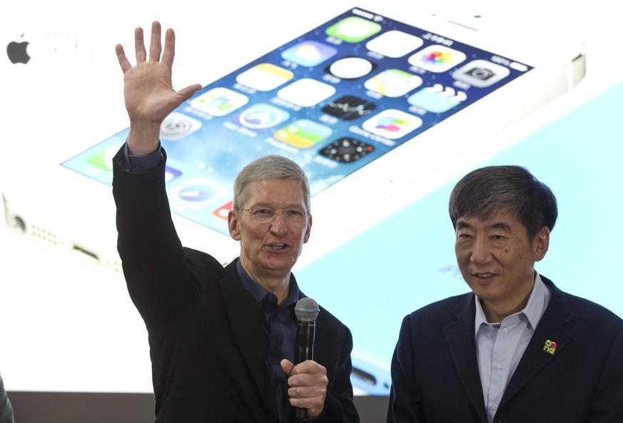 AWS und Google hosten die iCloud, bestätigt Apple