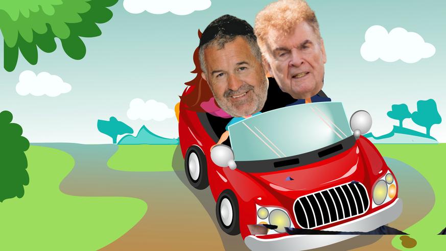 Eine Autofahrt mit Peter Buser und ein gescheiterter Schlichtungsversuch