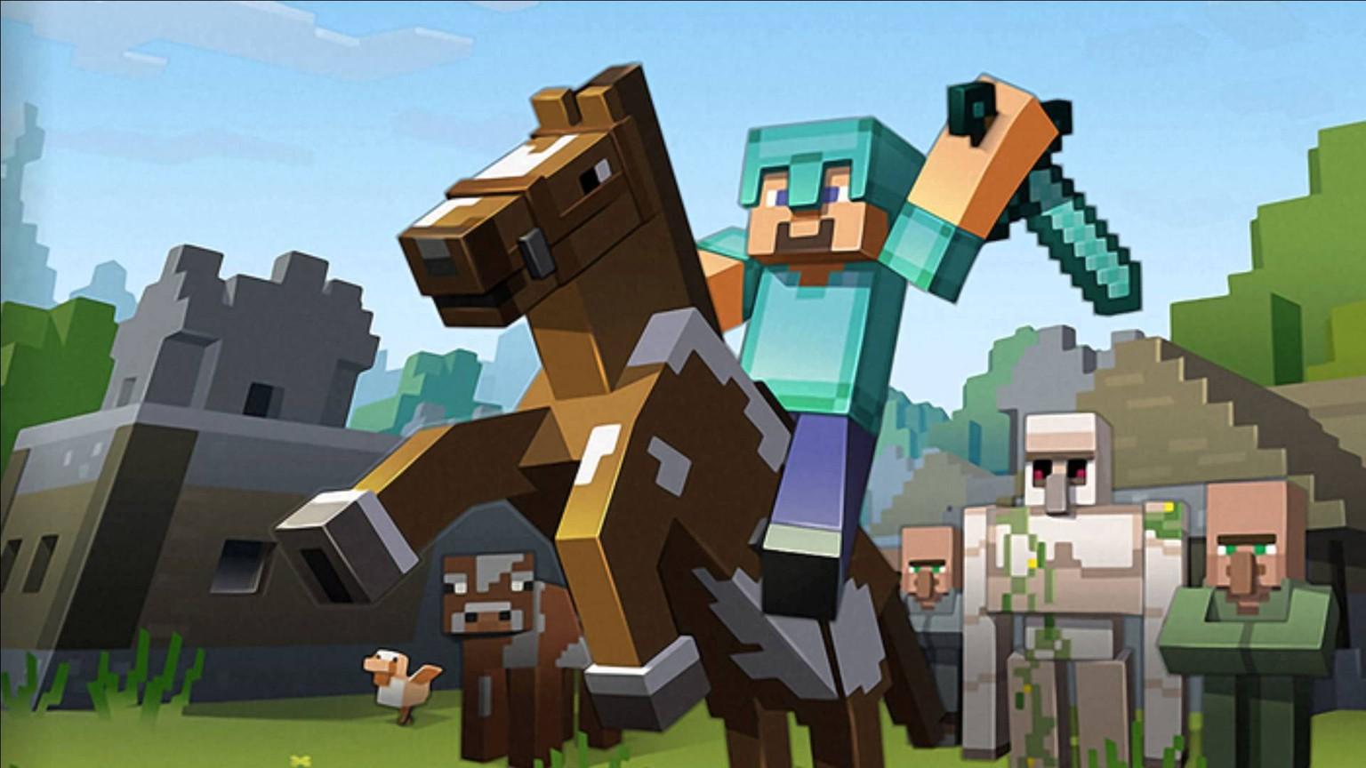 Minecraft Spielen Kann Das Leben Besser Machen Beruflich Wie - Minecraft spiele was ist das