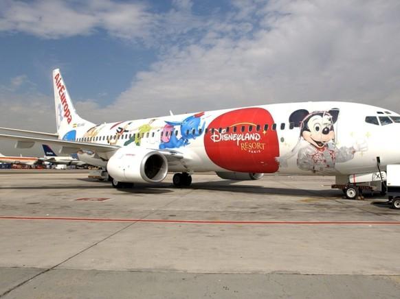 Die angeschlagene Fluggesellschaft Air Europa wird erneut Hilfsgelder vom spanischen Staat erhalten. (Archivbild)