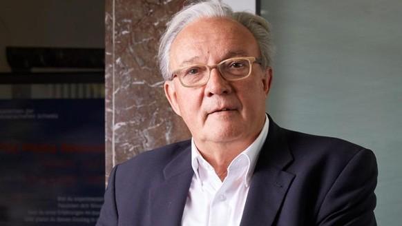 Epidemiologe und Mitglied der Covid-19-Taskforce des Bundes, Marcel Tanner,
