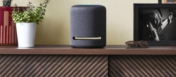 Dieser kleine Hi-Fi-Lautsprecher ist ein regelrechtes Klangwunder, aber seiner Zeit voraus