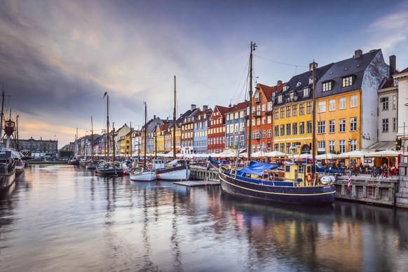 Kopenhagen; Quelle: Shutterstock
