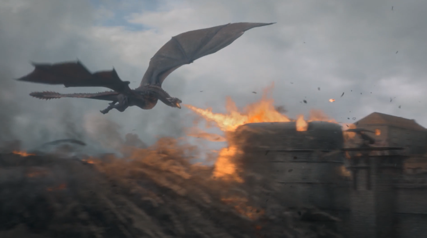 Game Of Thrones 8 Dinge Die Bei Der 5 Folge Richtig