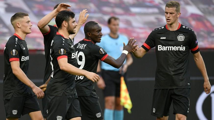 Leverkusen lässt gegen Itten-Klub nichts anbrennen – Sevilla wirft die Roma raus