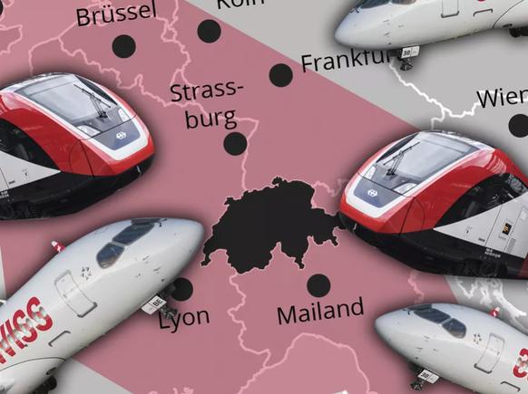 Bundesangestellte dürfen keine Kurzstrecken mehr fliegen – doch es gibt einen Haken