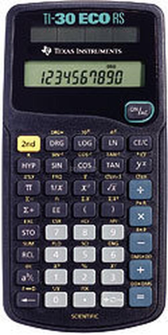 Texas Instruments Rechner