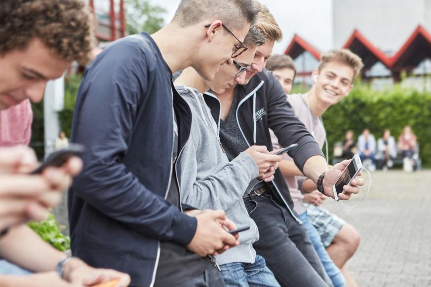 Handy Jugendliche