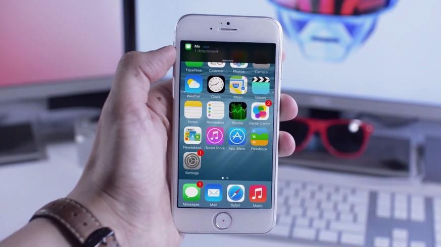 Айфон 4 как сделать на весь экран