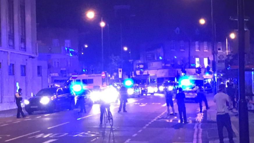 Premierministerin May: Vorfall vor Moschee wird als