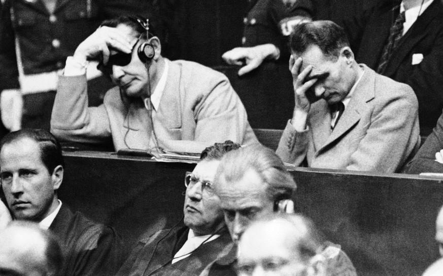 Nürnberger Prozesse: Die Tondokumente sind jetzt komplett digitalisiert