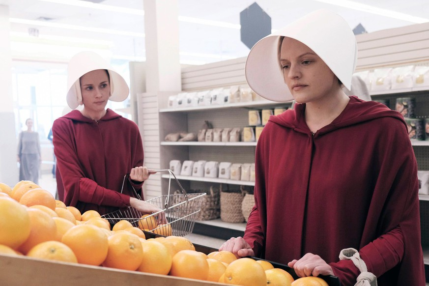 «The Handmaid's Tale» nach Margaret Atwood