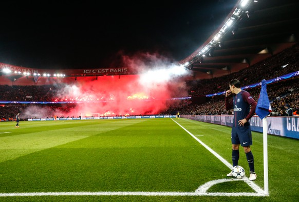 FRANCE SOCCER UEFA CHAMPIONS LEAGUE