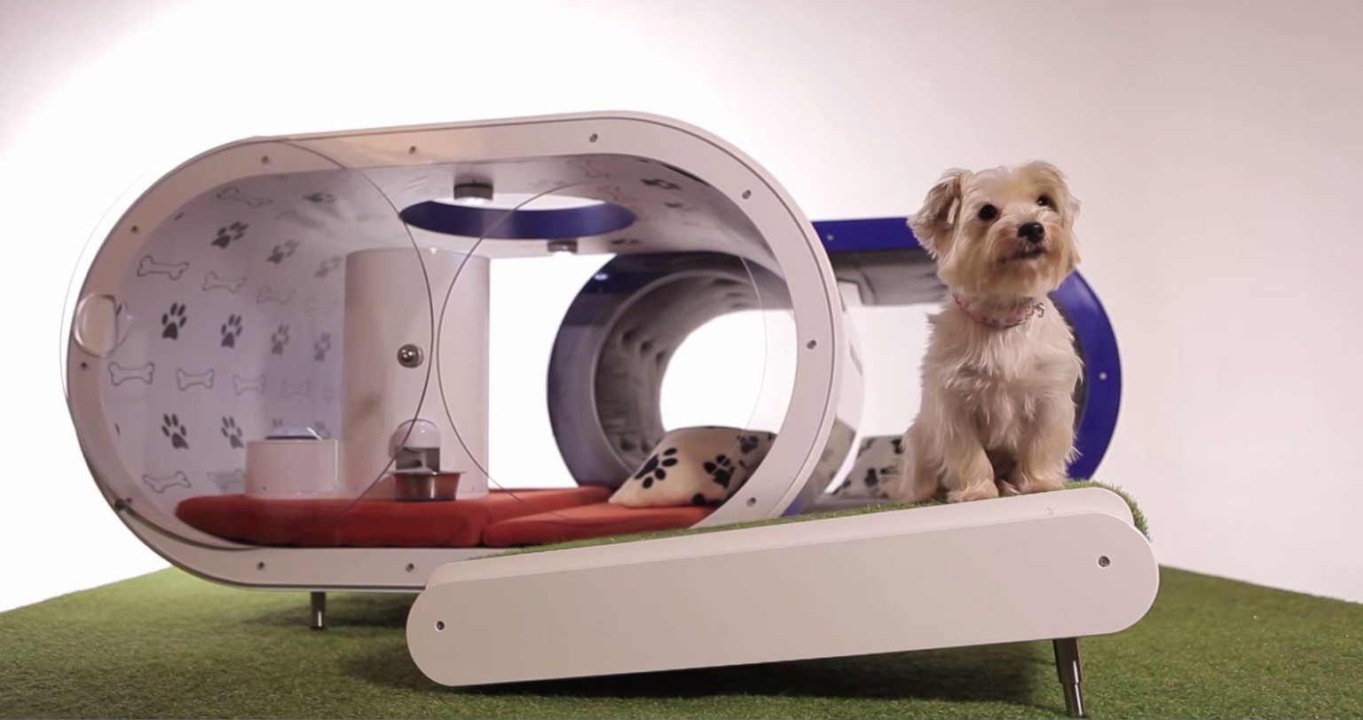 samsung hundehaus dream doghouse