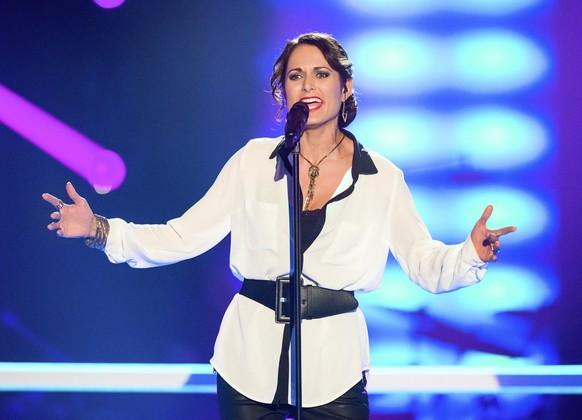 Vanessa Iraci  The Voice of Switzerland