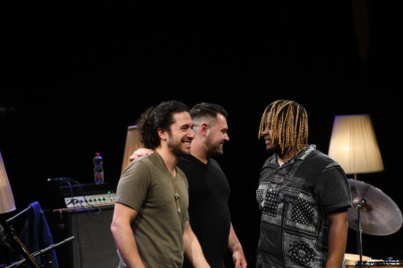 Emmet Cohen Trio @ «Musig im Pflegidach» in Muri