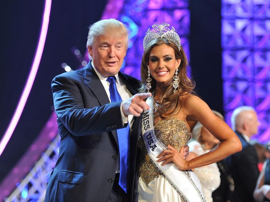 «Eklig» Nächster Eklat um Donald Trump – hat er Minderjährige belästigt?