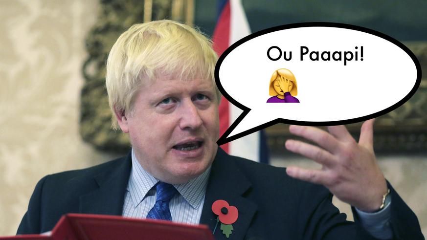 Wenn du britischer aussenminister bist und sich dein for Spiegel dschungelcamp