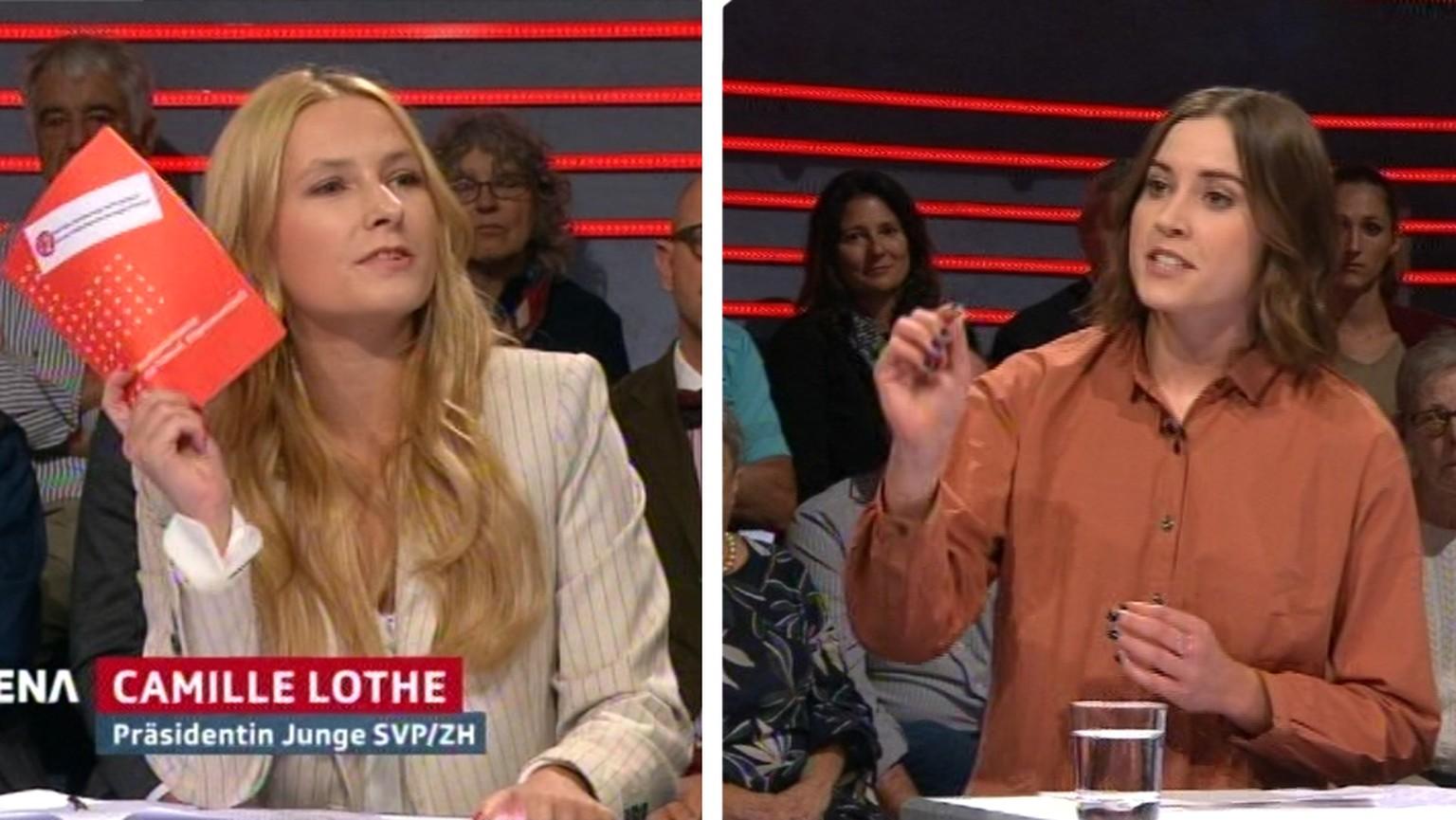 Private Frauen - Junge Frauen