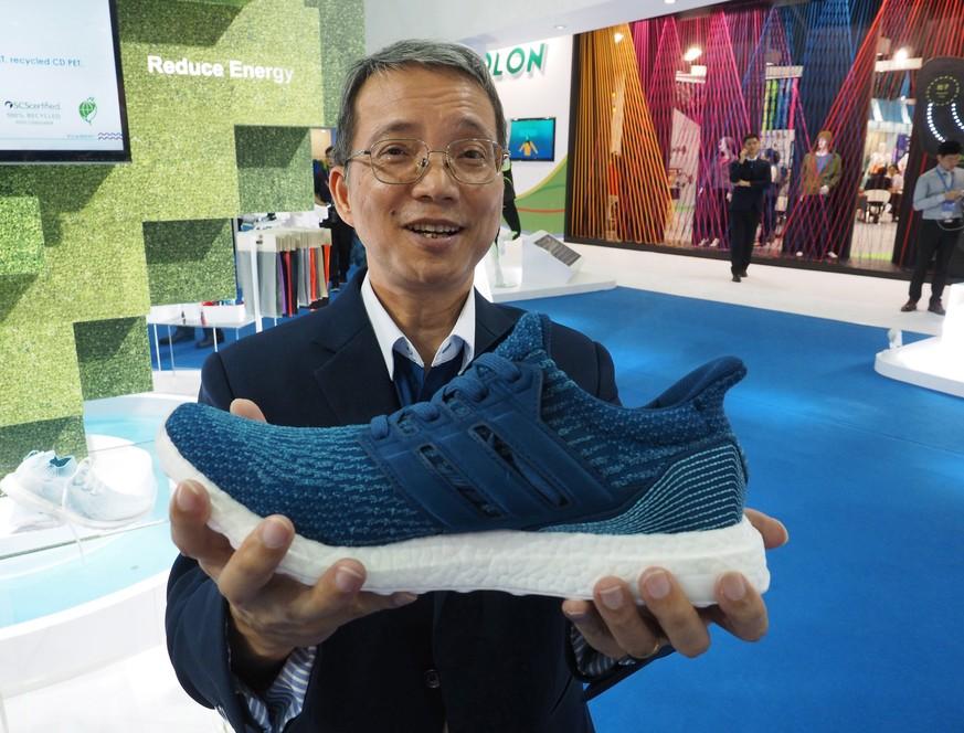 Dieser Schuh macht die Welt ein bisschen besser watson