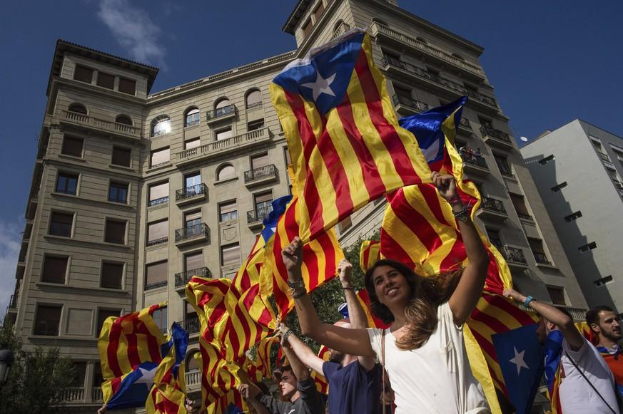 Katalonien will in wenigen Tagen Unabhängigkeit ausrufen