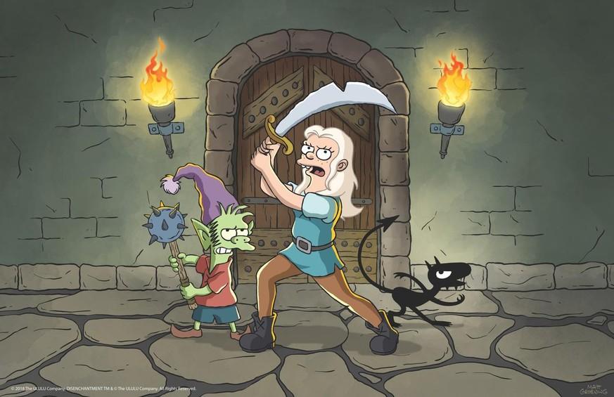 futurama erwachsenen cartoon