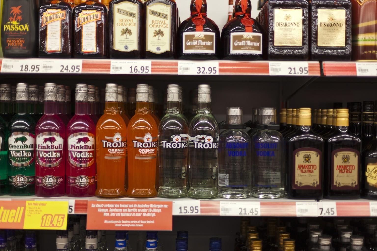 Wenn man werfen muss, die Empfängnisverhütenden zu trinken