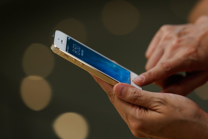 Das IPhone 6 Gibts Mit 128 Gigabyte Wie Viel Speicherplatz