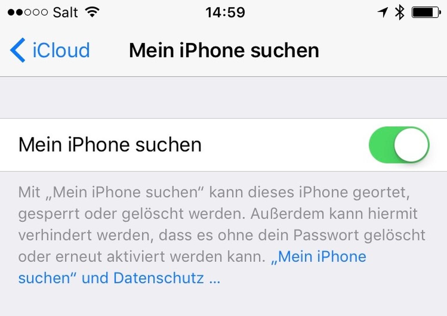 iphone 7 Plus mein iphone suchen hacken