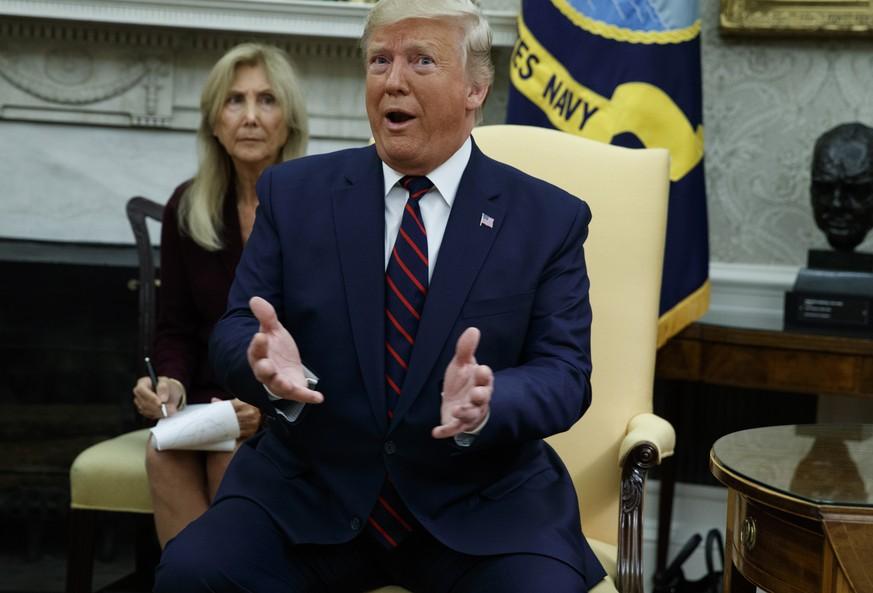 Trump dürfte locker wiedergewählt werden – die Prognosen sind eindeutig