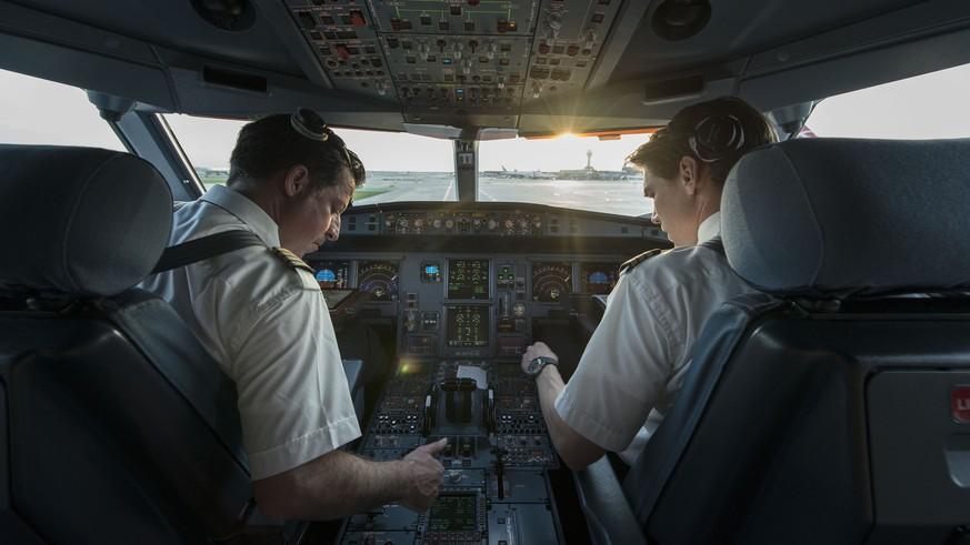 Pilot Arbeitszeiten