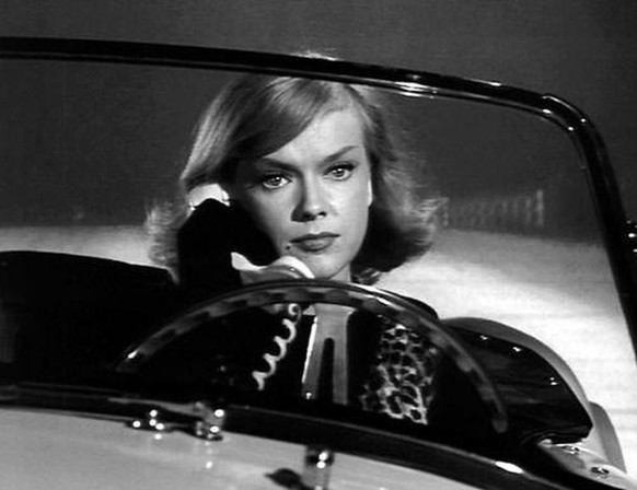 anne francis honey west 1960s TV retro
