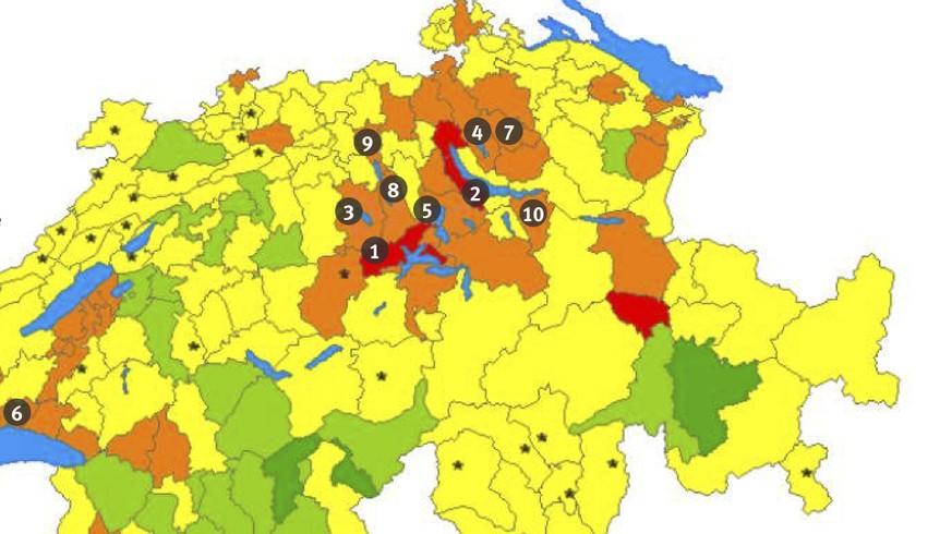 Wo Sind Häuser Am Billigsten In Europa