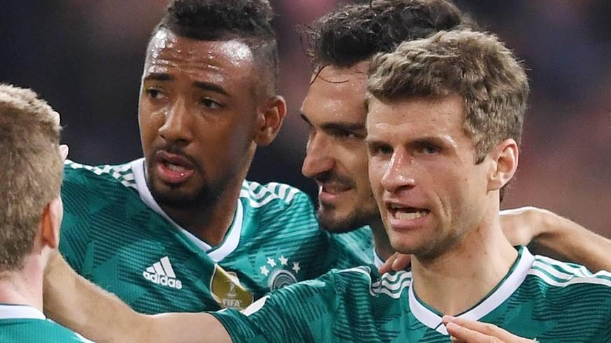 Löw denkt über Rückkehr von Müller und Hummels nach – aber wohl nicht von Boateng