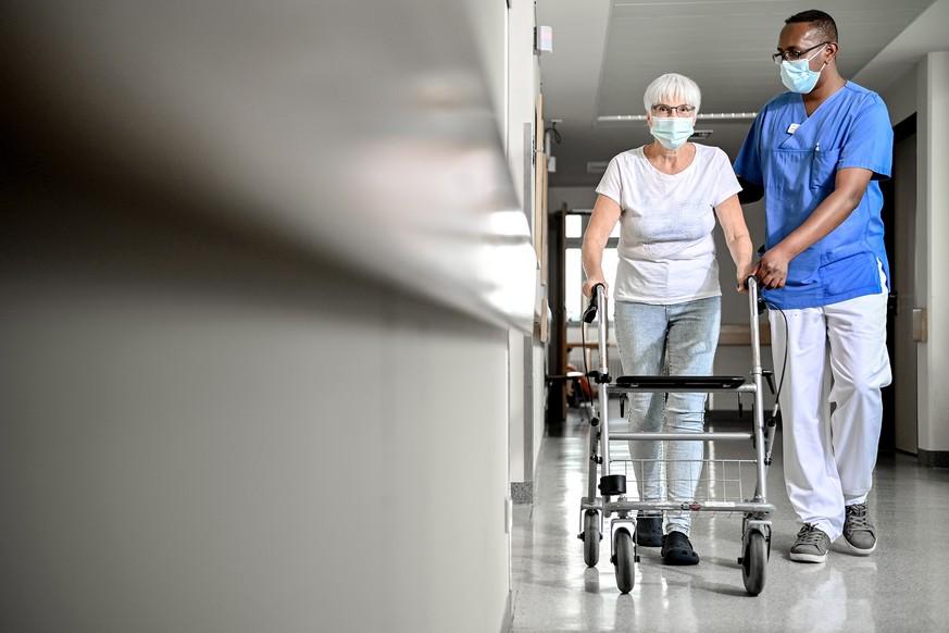 Wie Lange Dauert Ein Corona Test Im Krankenhaus