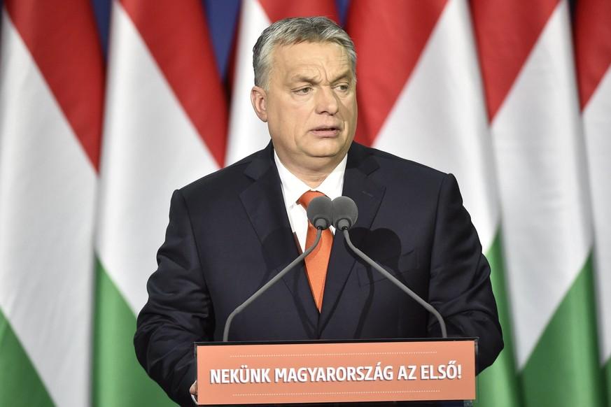 Viktor Orbán warnt vor drohender Islamisierung Europas