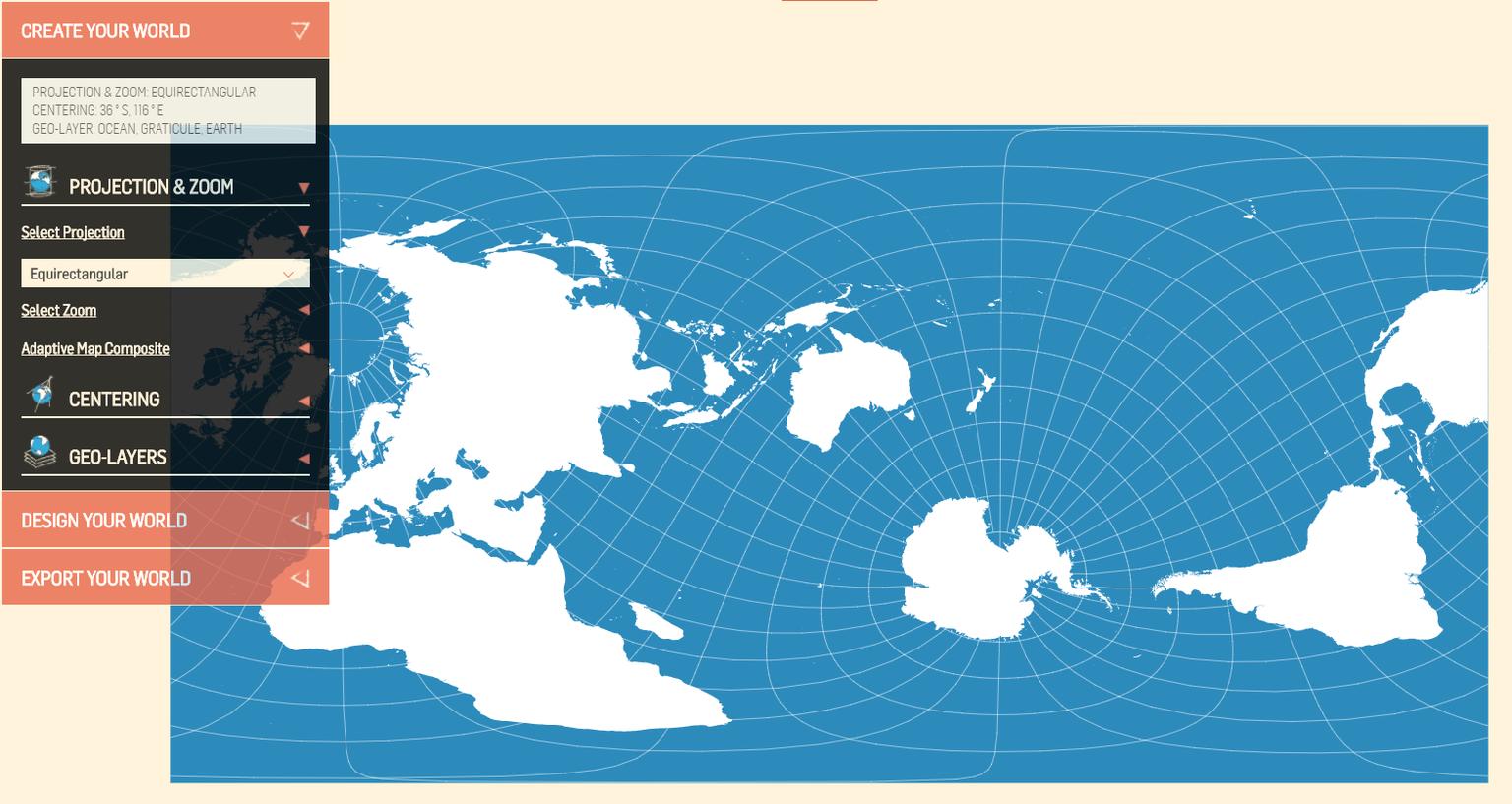Worldmapcreator Com Gratis Eigene Weltkarten Erstellen Direkt Im