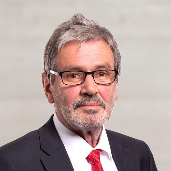WAHLEN 2019 - KANDIDAT 2. WAHLGANG - STAENDERAT - KANTON SOLOTHURN - Roberto Zanetti (bisher), SP. (KEYSTONE/Parteien/Handout) === HANDOUT, NO SALES ===