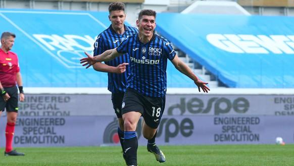 Ruslan Malinovskyi trifft immer wieder aus der Distanz.