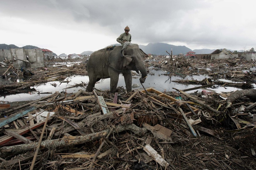 Traumatisiert und alleingelassen – Schweizer Katastrophenhelfer in Not