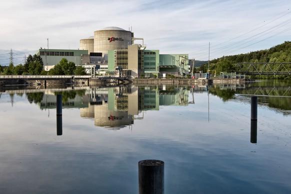 Schweizer AKW Beznau nahe deutscher Grenze darf wieder ans Netz