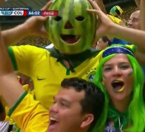 Wassermelone Brasilien