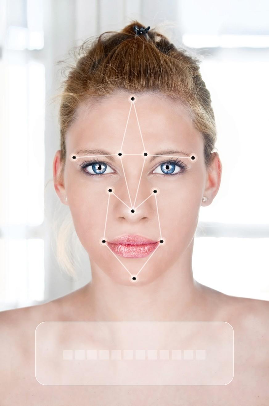 Gesichtserkennung Im Internet