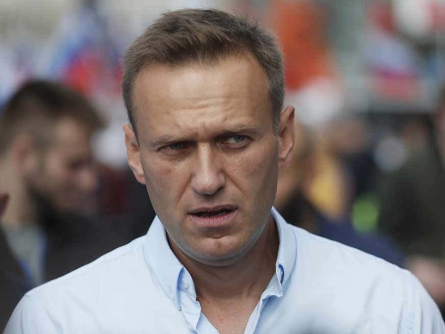 Kreml-Kritiker Nawalny laut Ärztin womöglich mit Gift in Berührung gekommen