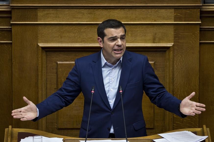 Historischer Schritt: Griechenland und Mazedonien legen Namensstreit bei