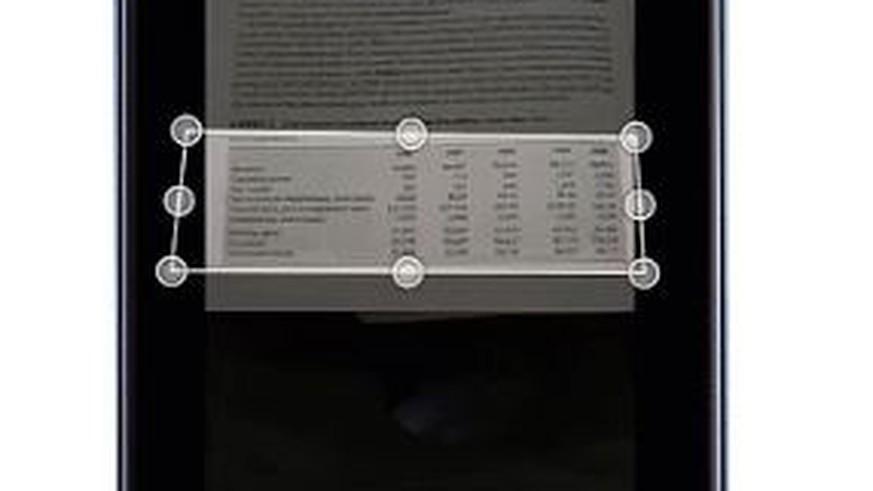 Jetzt kannst du Excel-Daten durch einfaches Fotografieren einer Tabelle importieren