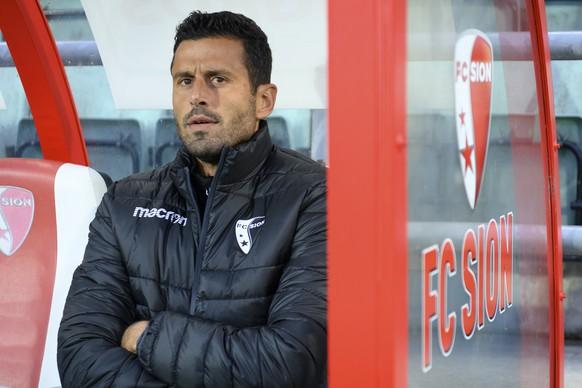 Am 25. August 2020 wird der Italiener Fabio Grosso Nachfolger von seinem Landsmann Paolo Tramezzani als Trainer des FC Sion. Die lange Liste seine Vorgänger unter Präsident Christian Constantin: